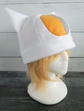 Load image into Gallery viewer, Nyanko-sensei Hat - Book of Friends Fleece Hat