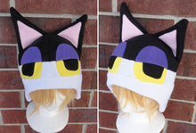 Load image into Gallery viewer, Punchy Animal Crossing Fleece Hat