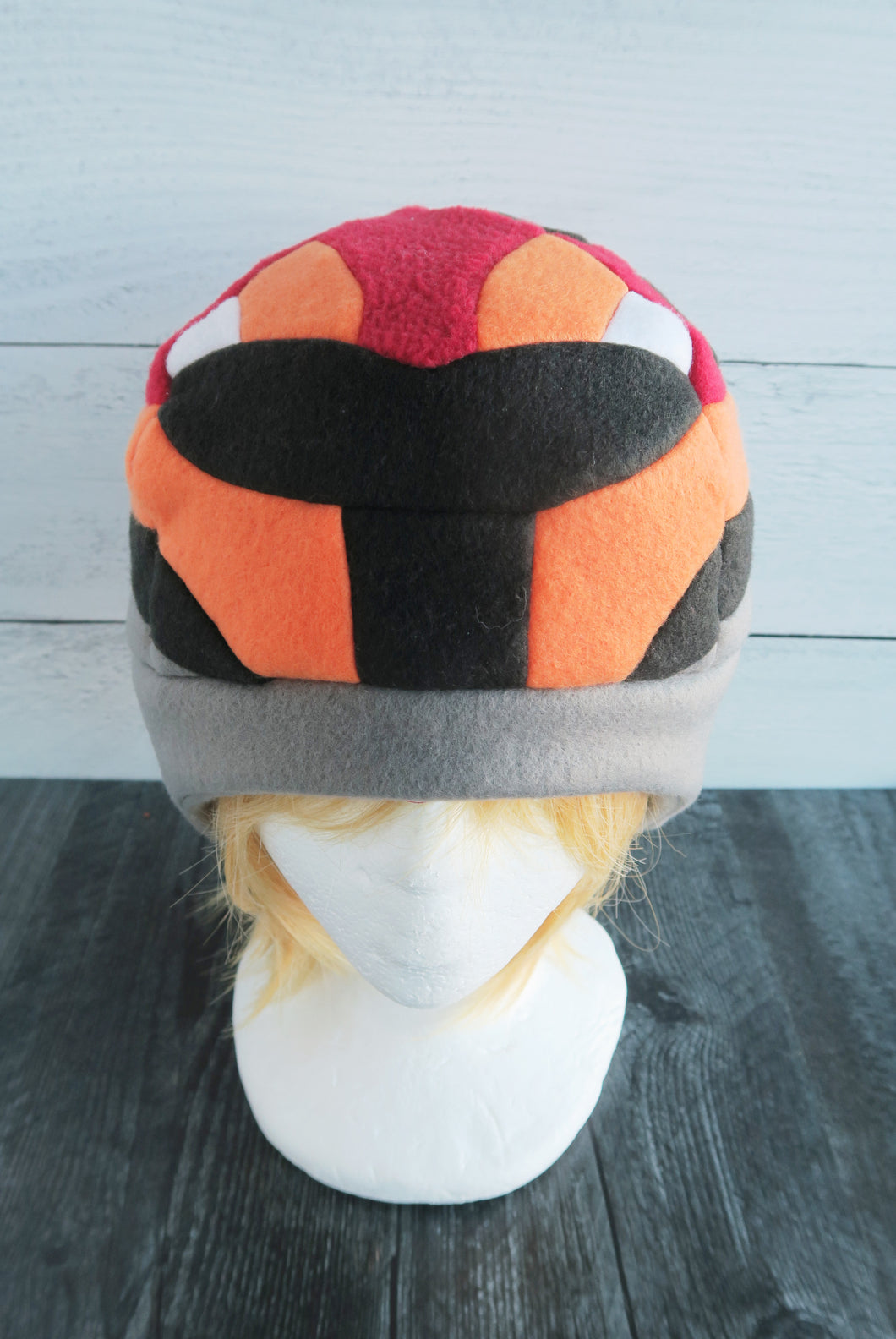 Colorful Space Helmet Fleece Hat