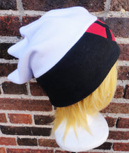 Load image into Gallery viewer, Pokemon Sapphire, Ruby, Emerald, Alpha Sapphire, Omega Ruby, Manga, Trainer Hat - Pokemon Fleece Hat