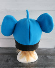 Load image into Gallery viewer, Shinx Pokemon Fleece Hat