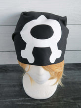 Load image into Gallery viewer, Team Aqua Grunt Bandanna - Pokemon Trainer Bandanna