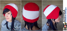 Load image into Gallery viewer, Austria and Hungary Flag Fleece Hat