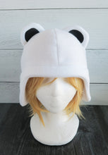 Load image into Gallery viewer, Polar Bear Fleece Hat