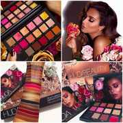 HUDA BEAUTY ROSE GOLD REMASTERED Eyeshadow PALETTE!! NEW BRAND!! SOLD OUT