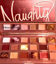 HUDA BEAUTY Naughty Nude Eyeshadow Palette ~ NEW ~ SEALED ~ AUTHENTIC