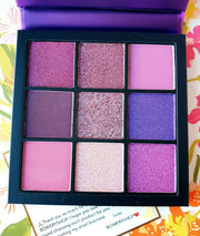 Huda Beauty Obsessions EyeShadow Palette: Amethyst New in box  % Authentic