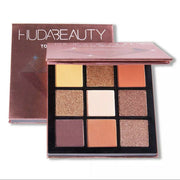 Huda Beauty 9 Color Eyeshadow Pallete