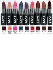 "1 NYX Matte Lipstick - Silky Matte Finish ""Pick Your 1 Color"" *Joy's cosmetics*"
