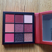 Huda Beauty Ruby Obsessions Lidschatten Palette make-up; VP 29 Euro