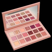 Huda Beauty New Nude Eyeshadow Palette 18 color