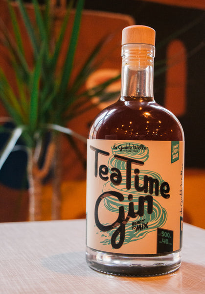 TEA TIME GIN 500ml - limited edition 2020