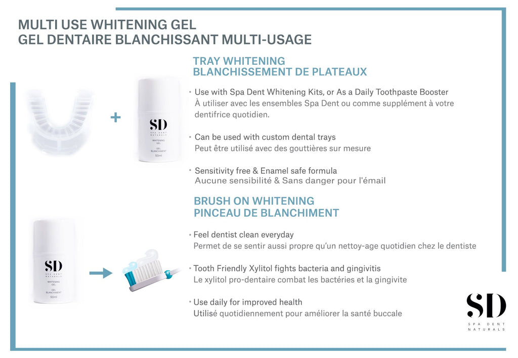 WHITENING KIT (NON LED)