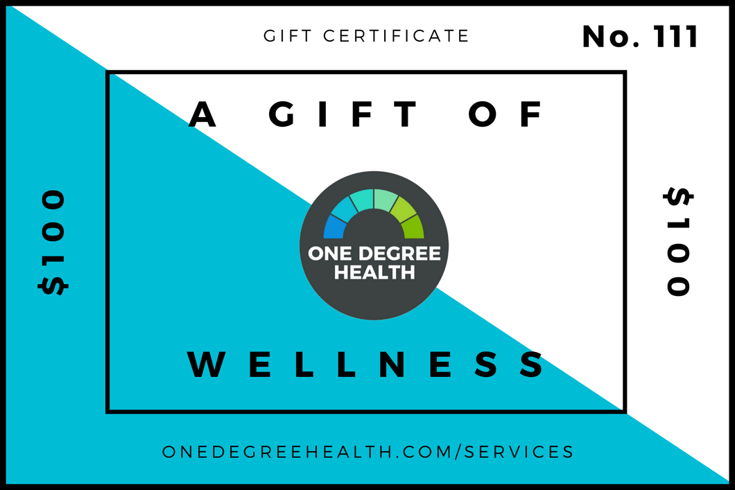 Give the Gift of Wellness!