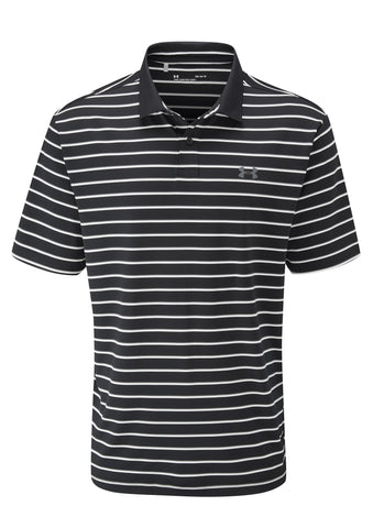 Under Armour Performance 2.0 Divot Stripe Polo