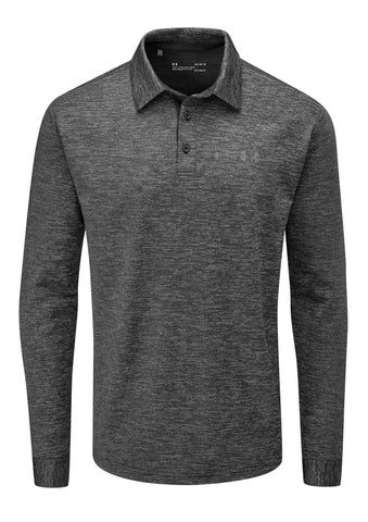 Under Armour Playoff 2.0 Long Sleeve Polo