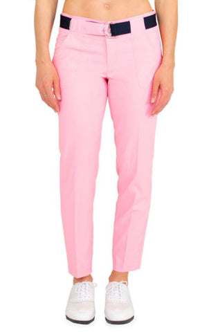 Jofit Belted Cropped Pant