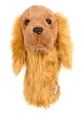 Daphne Cockerspaniel Driver Headcover *NEW* (Due Late March)