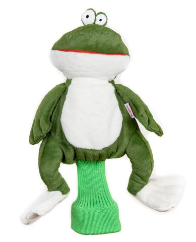 Daphne Frog Driver Headcover *NEW* (Due Late March)