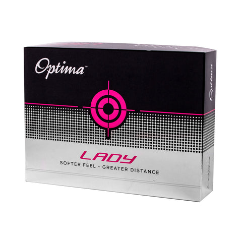 Optima Golf Ball LADY NEW