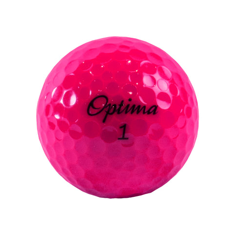Optima CS Coloured Balls 2PC Construction