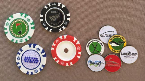 Poker Chip - with Magnet