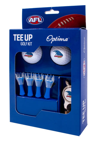 Official AFL Tee Up Gift Pack
