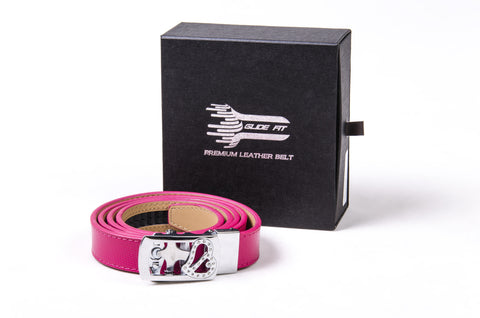 Glide Fit - Ladies Belt & Buckle Package