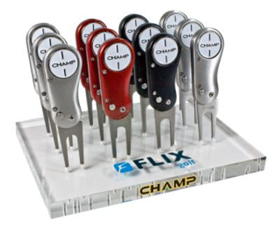 Champ Flix Counter Top Display