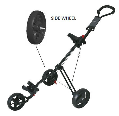 PGF Pursuit/Pulse Buggy Spare Parts - Side Wheel