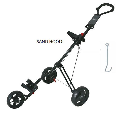 PGF Pursuit/Pulse Buggy Spare Parts - Sand Hook