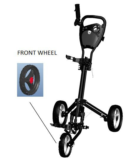 Walkinshaw 1 Hybrid Buggy Spare Parts - Front Wheel