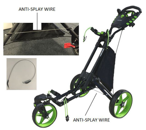 Walkinshaw Swivel 2.0 Buggy Spare Parts - Anti-Splay Wire