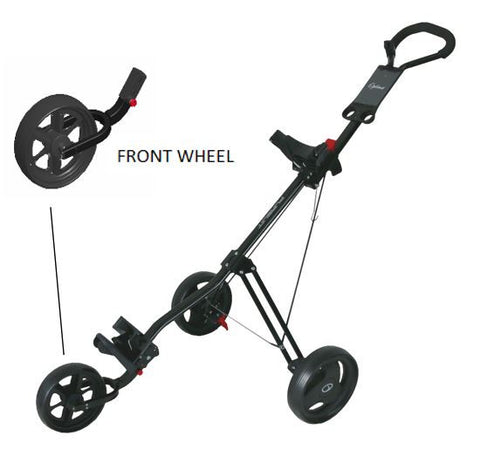 PGF Pursuit/Pulse Buggy Spare Parts - Front Wheel