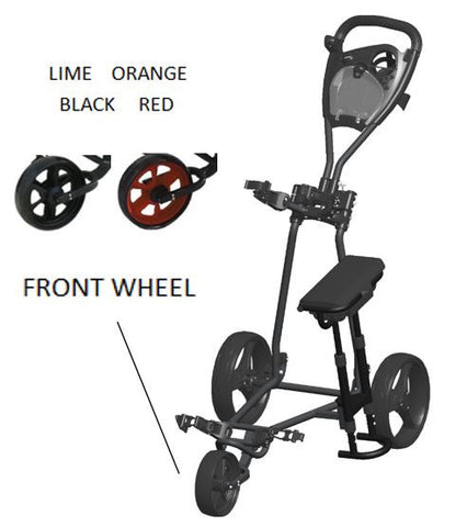 Walkinshaw Racer 4.0 Buggy Spare Parts - Front Wheel