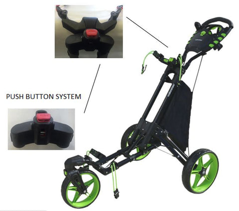 Walkinshaw Swivel 2.0 Buggy Spare Parts - Push Button System