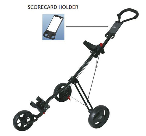 PGF Pursuit/Pulse Buggy Spare Parts - Scorecard Holder