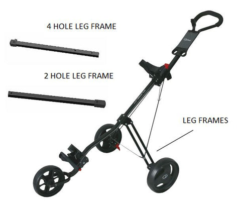 PGF Pursuit/Pulse Buggy Spare Parts - Leg Frame