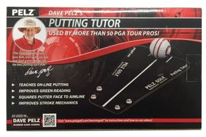 Pelz Putting Tutor