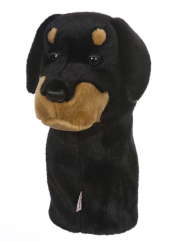 Daphne Rottweiler Golf Headcover (Due Early February)