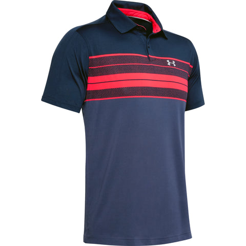 Under Armour Vanish Chest Stripe Polo