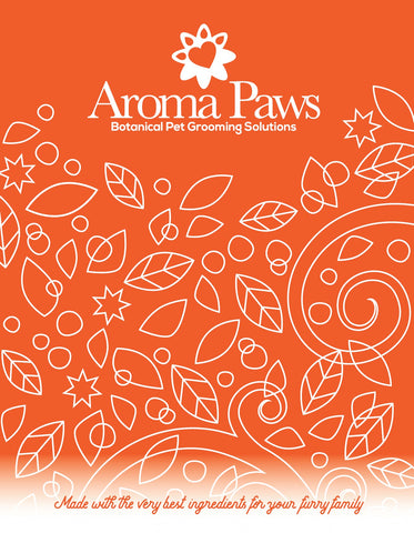 Aroma Paws Shampoo & Conditioner Collection