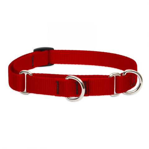 Basic Solids Martingale Collar, by Lupine