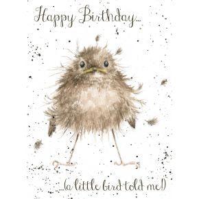 Happy Birthday Cards, by Wrendale Designs