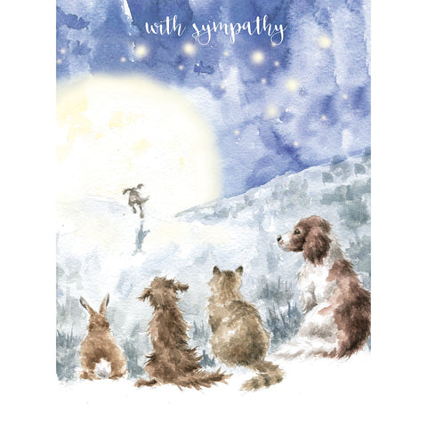 Sympathy Cards, by Wrendale Designs