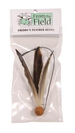 From the Field Freddy's Feather Wand Cat Toy