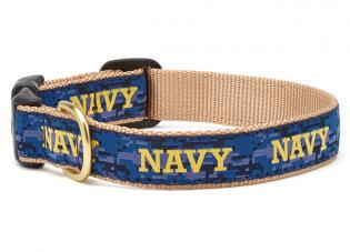 Dogs on Deployment Collar Collection, by Upcountry