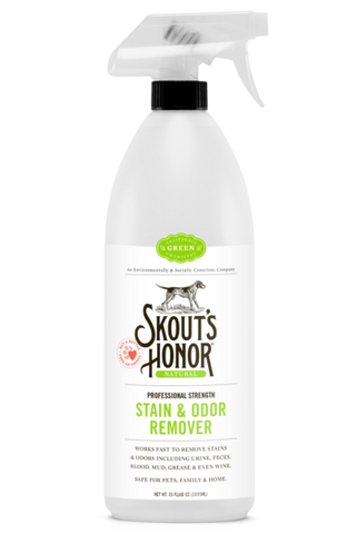 Skout's Honor Professional Strength, All-Natural Stain & Odor Remover