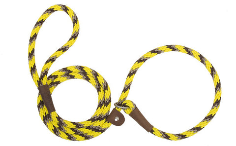 Mendota British-Style Slip Lead, Leashes and Collars