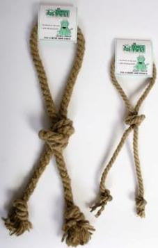 From the Field Natural Tug-A-Hemp Loop Toy, Pet Toys